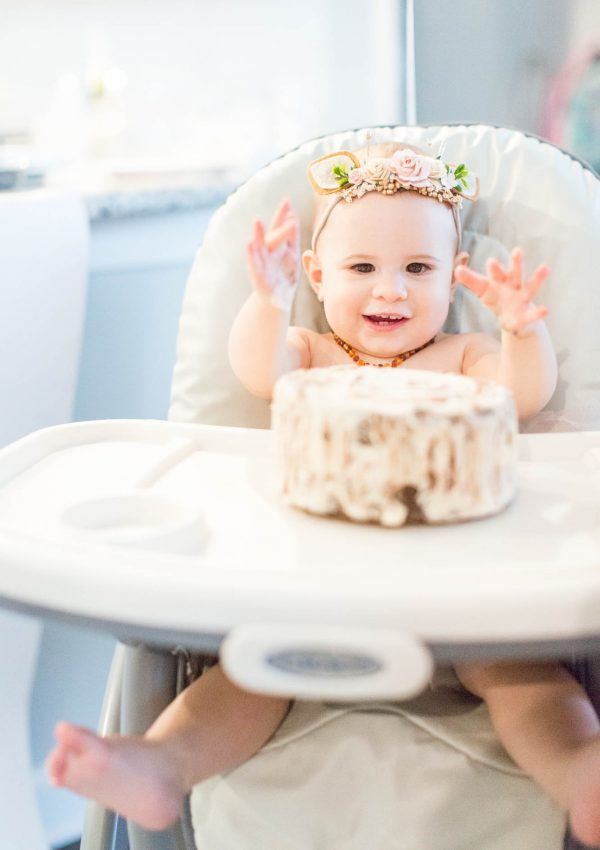 Woodlands Themed First Birthday Party