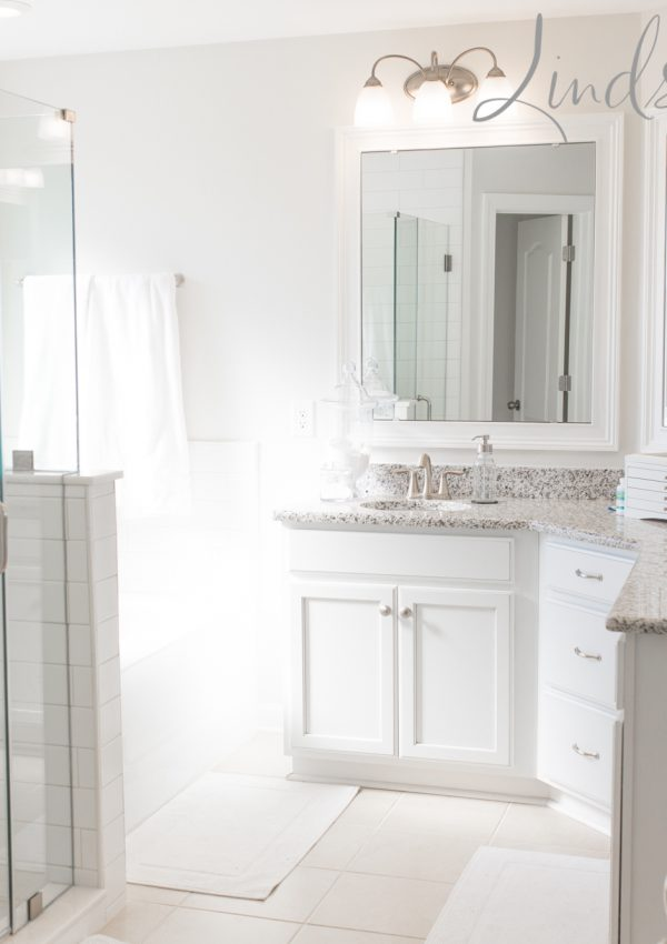 Our Master Bathroom Renovation