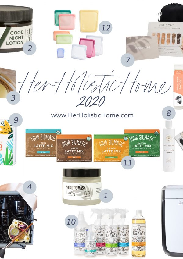 2020 Holistic Mama Gift Guide – Black Friday