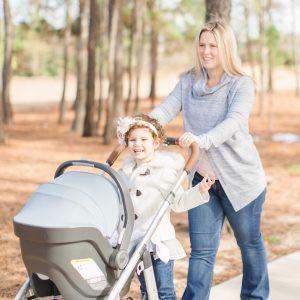 My Favorite Stroller - Uppa Baby Cruz